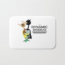 The Dynamic Doduo Bath Mat