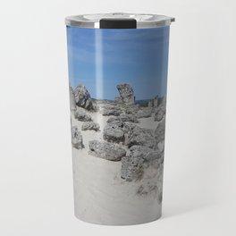 Stone forest Travel Mug