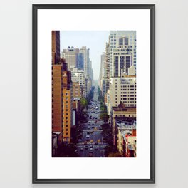 Which Starbucks? Framed Art Print