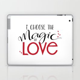 Magic of Love Laptop & iPad Skin