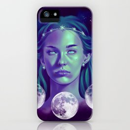 Trinity iPhone Case