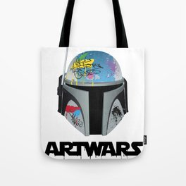 ARTWARS Tote Bag