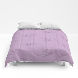 Absolutely Batty Comforters