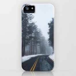 Top of the Hill iPhone Case