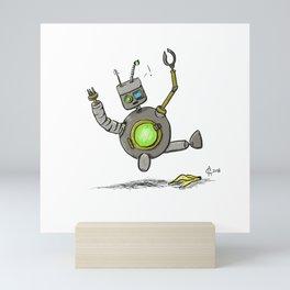 Technical Difficulties Mini Art Print