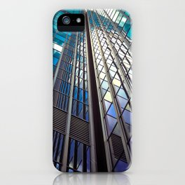 architecture skyscraper iPhone Case