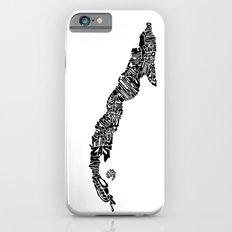 Typographic Cuba Slim Case iPhone 6s