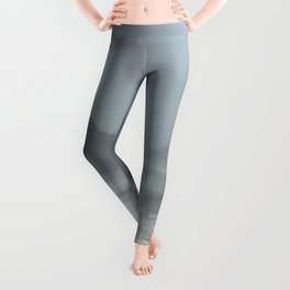 Pacific Northwest Beach Storm Leggings