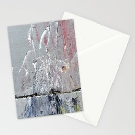 Urban Abstract 111 Stationery Cards