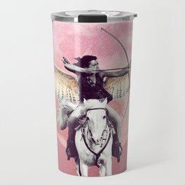 Sagittarius Moon Travel Mug