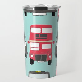 Black cabs and red buses Travel Mug