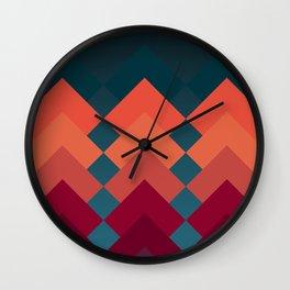 Bold Liner Wall Clock