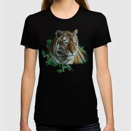 Tiger Woodburn with Vines T-shirt
