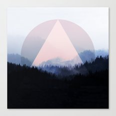 Woods 5X Canvas Print