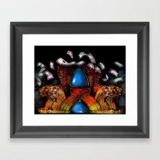 Abundance  Framed Art Print