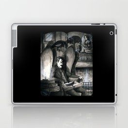 The Raven (version2) Laptop & iPad Skin