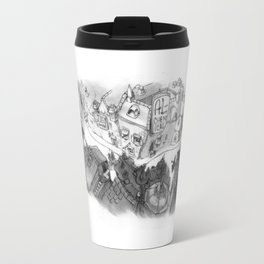 Roof Top View Travel Mug