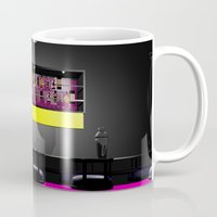 disco Mugs featuring Disco by Littlebell