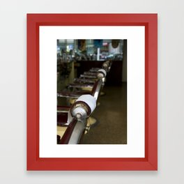 Barbers Framed Art Print