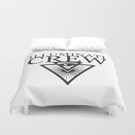 Illuminati Crew Confirmed !!! Duvet Cover
