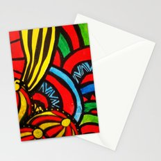 Vibrations Stationery Cards