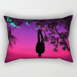 the Hanged Man Rectangular Pillow