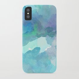 Breathing Under Water iPhone Case