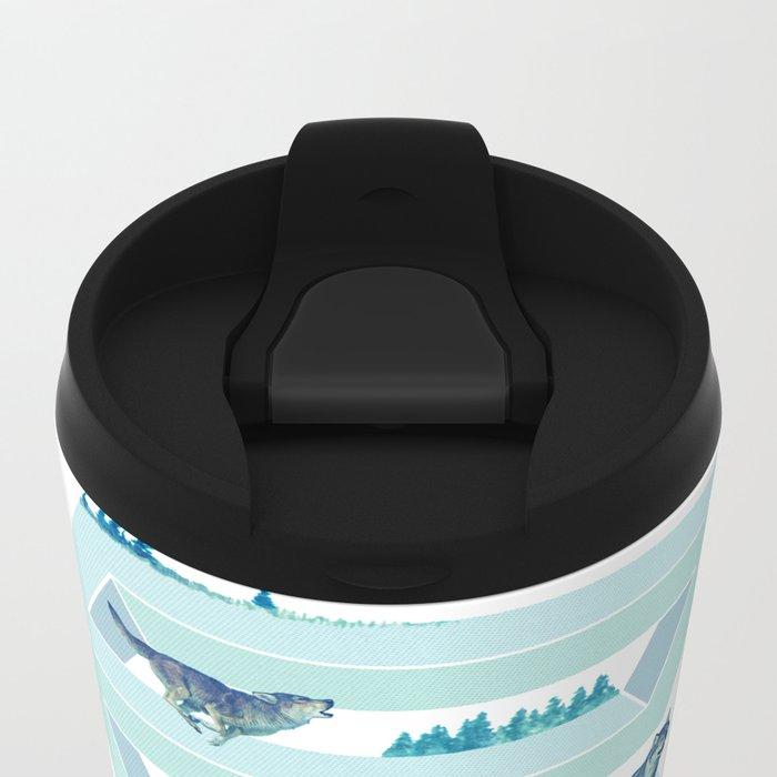 The impossible Pursuit Metal Travel Mug