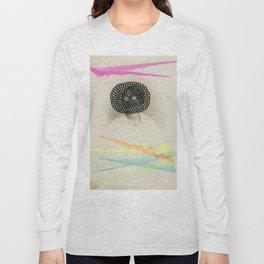 Led Contrast Long Sleeve T-shirt
