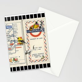 You Like This in London Stationery Cards