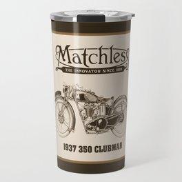 Matchless vintage motorcycle Travel Mug