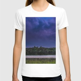 straddie storm T-shirt