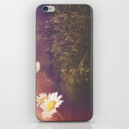 Chasing Leafs in The Wind (no lyrics) iPhone Skin