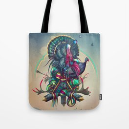 Color setting Tote Bag
