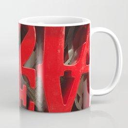 LOVE. Fashion Textures Coffee Mug