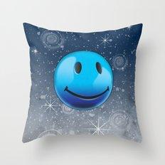 Sparkle Night Throw Pillow