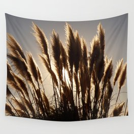 Californian Feathers Wall Tapestry