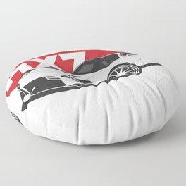 RX7 FD Floor Pillow