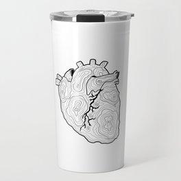 Ubi cor, ibi domus Travel Mug
