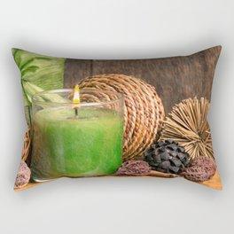 Relaxing Spa Rectangular Pillow