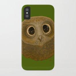 Hootie Hank - Drawing iPhone Case