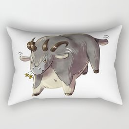 Cute Guild Wars Dolyak Rectangular Pillow