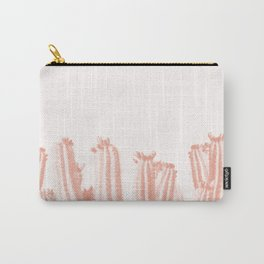 Pastelle Cactus Carry-All Pouch