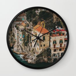 Italian Marina Wall Clock