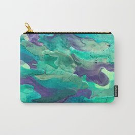 Green Rule Carry-All Pouch