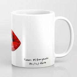Diamond Kiss Coffee Mug