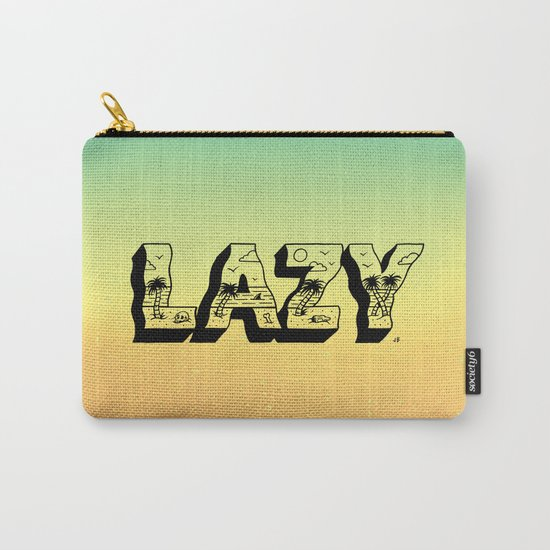 LAZY Carry-All Pouch