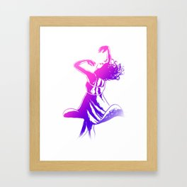 Guwl Framed Art Print
