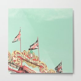 Union Jacks Metal Print