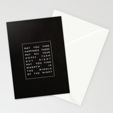 II. Find Happiness Stationery Cards